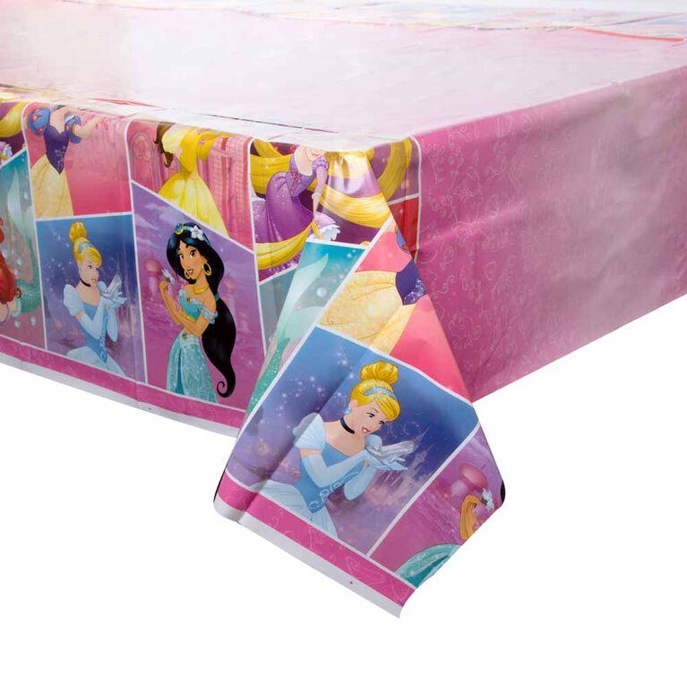 """Princess Nappe en Plastique 54"""" x 84"""""""