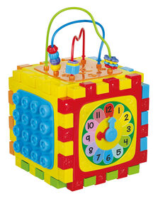 Imaginarium Baby - 6 In 1 Play Cube