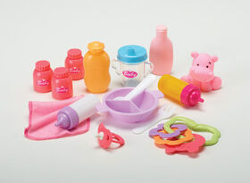 You & Me - 15 piece Doll Care Backpack - R Exclusive - English Edition