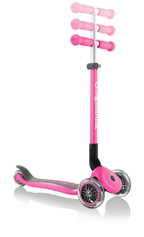 Primo Foldable Scooter - Bright Pink