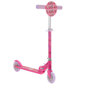 LOL Surprise! Folding Kick Scooter - Pink