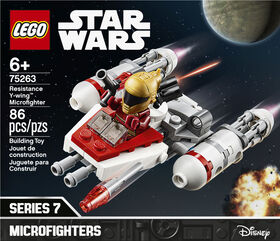 LEGO Star Wars TM Resistance Y-wing Microfighter 75263
