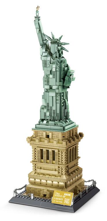 Dragon Blok - La Statue de la Liberté (New York)