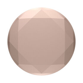 PopSockets - Rose Gold Metallic Diamond