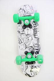 Doodlezz - Lockerboard - Teenage Mutant Ninja Turtles