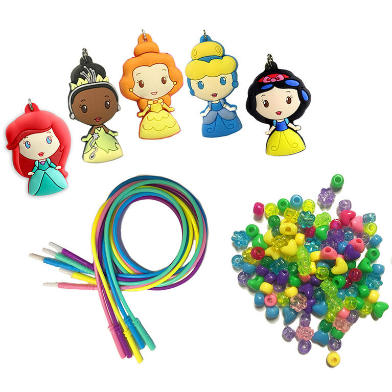 Disney Princess Necklace Activity Set - English Edition