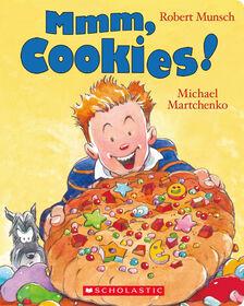 Mmm, Cookies! - English Edition