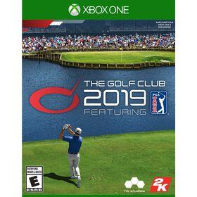 Xbox One - The Golf Club 2019 Feat PGA Tour