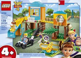LEGO  Disney Toy Story 4 Buzz & Bo Peep's Playground Adventure 10768