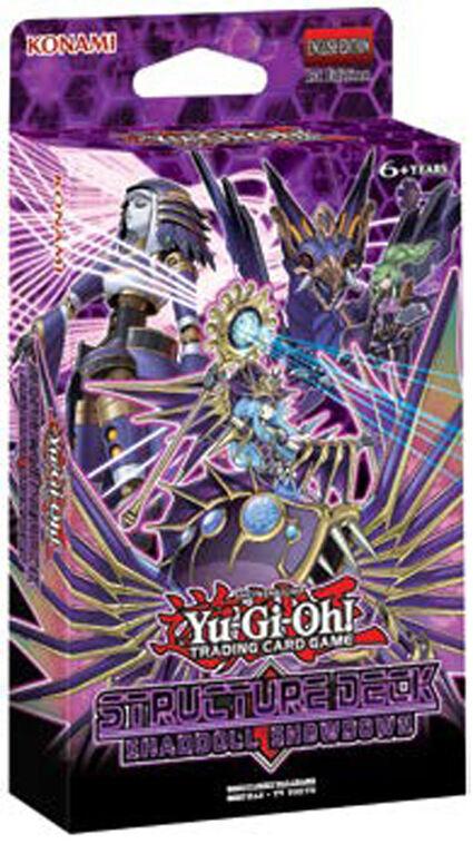 Yu-Gi-Oh Structure Deck: Shaddoll Showdown