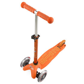 Trottinettes Micro - Mini Micro Trottinette De Luxe - Orange