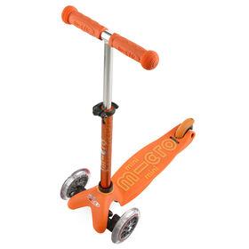 Micro Scooters - Mini Micro Deluxe Kickboard Orange