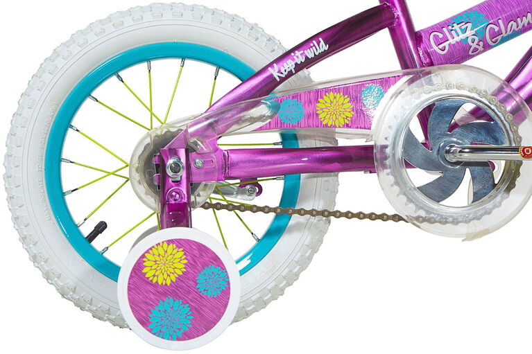 Avigo  Glitz and Glamour - Vélo 14po - Notre exclusivité