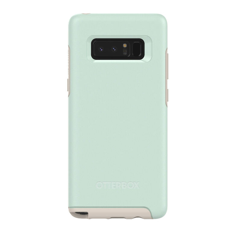 Étui Symmetry d'OtterBox pour Samsung Note 8 Muted Waters