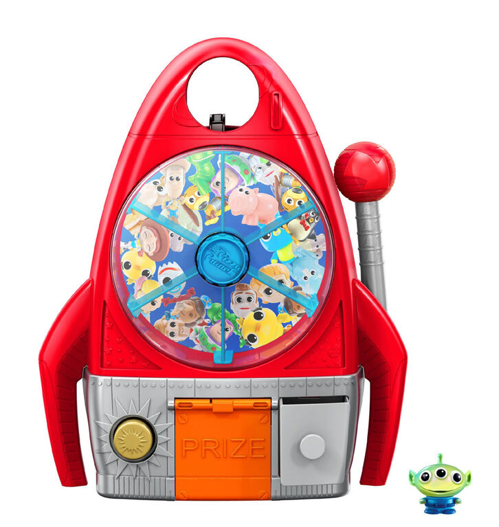 Disney/Pixar Toy Story Pizza Planet Minis Mania Playset