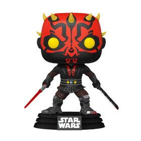 Funko POP! Movies: Star Wars: The Clone Wars - Darth Maul w/Saber - R Exclusive