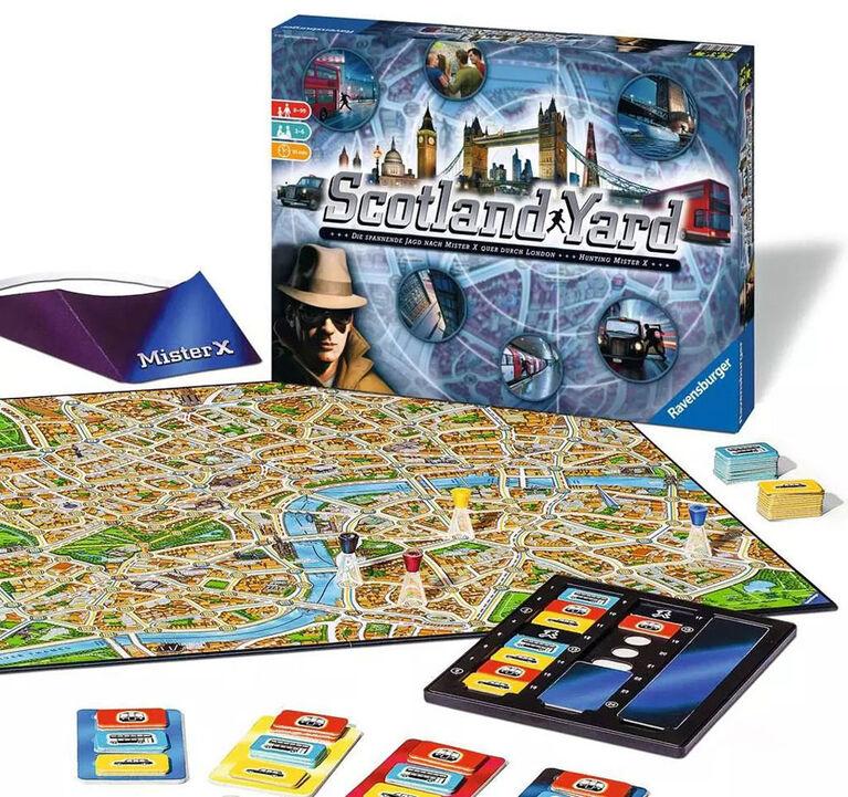 Ravensburger - Scotland Yard