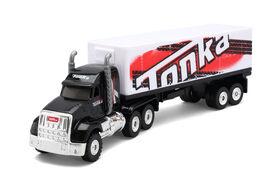 Tonka Die Cast Big Rig Cargo Truck
