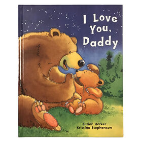 I Love You, Daddy - English Edition