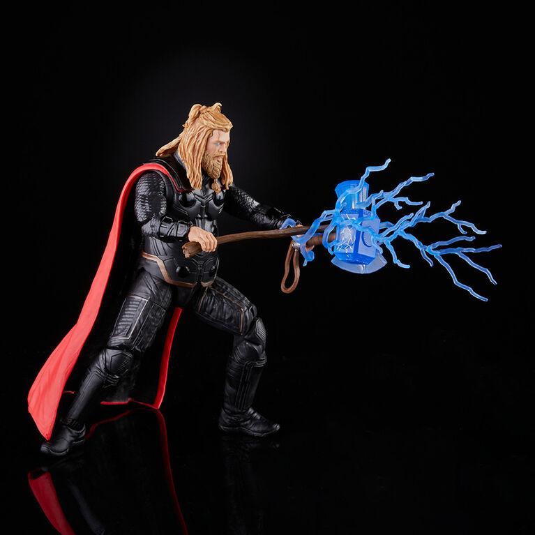 Hasbro Marvel Legends Series Action Figure Toy Thor, Infinity Saga character