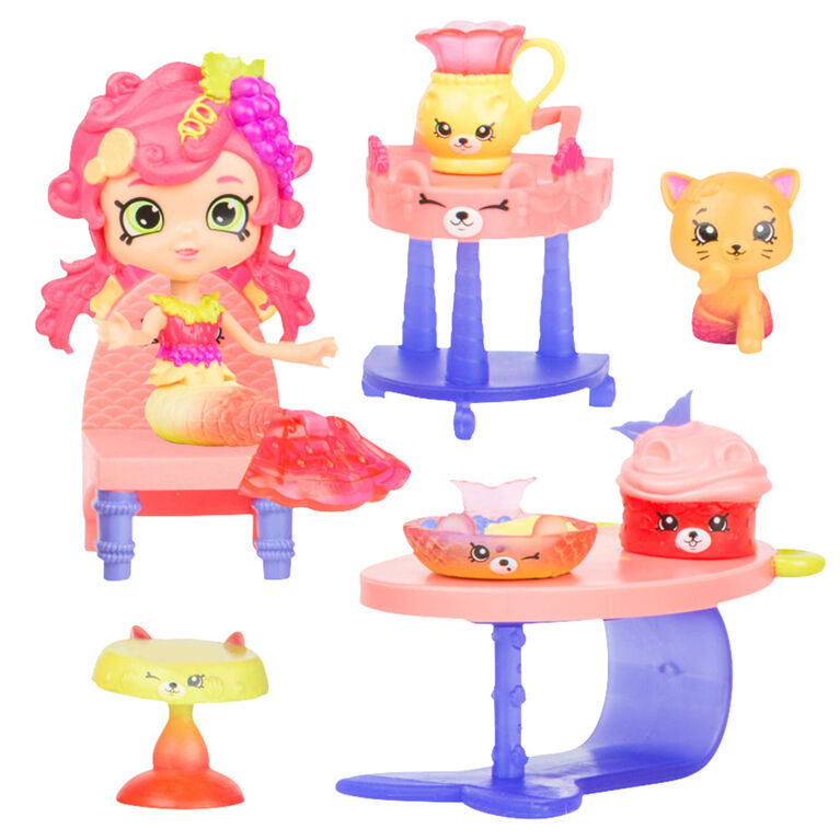 Shopkins Happy Places Mermaid Tales - Dive In Dining Surprise Me Pack