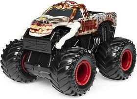 Monster Jam, Monster truck authentique Zombie Rev 'N Roar à l'échelle 1:43
