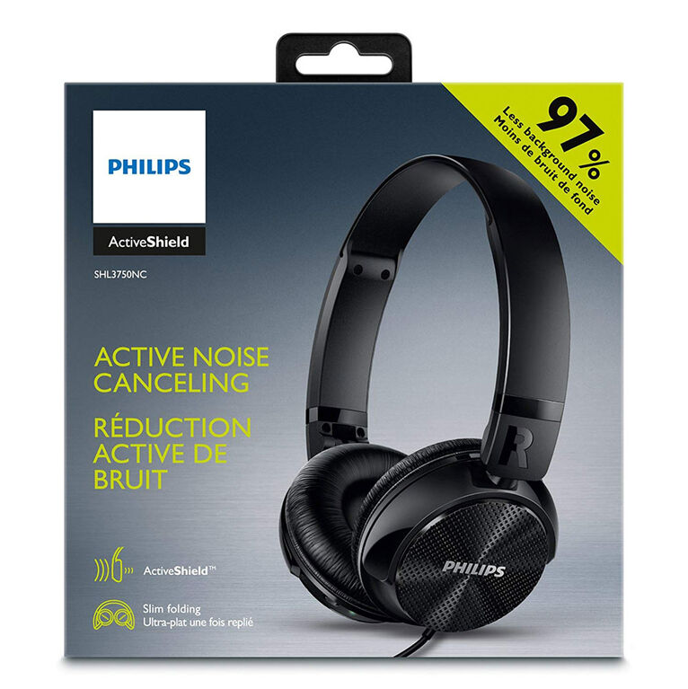 Philips Over-Ear Noise Cancelling Headphones