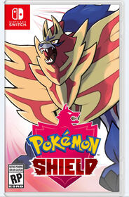 Pokémon Shield (Nintendo Switch)  061872