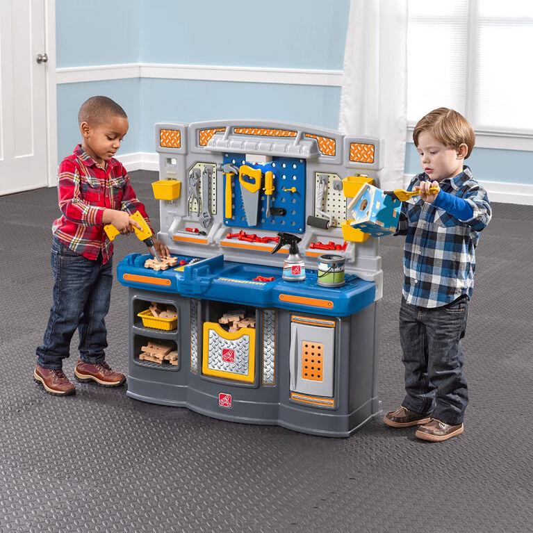 Step2 Big Builders Pro Atelier. - Notre Exclusivité
