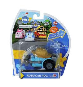 Robocar Poli - Track Transparent Diecast Vehicle