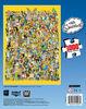 """Puzzle 1000 Pièces - The Simpsons """"Cast of Thousands"""" - Édition anglaise"""