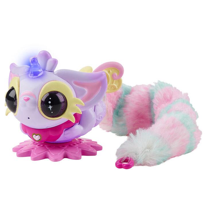 Pixie Belles - Layla (Purple) - Interactive Enchanted Animal Toy