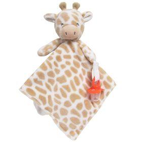 Carter's Giraffe Security Blanket with Pacifier Loop