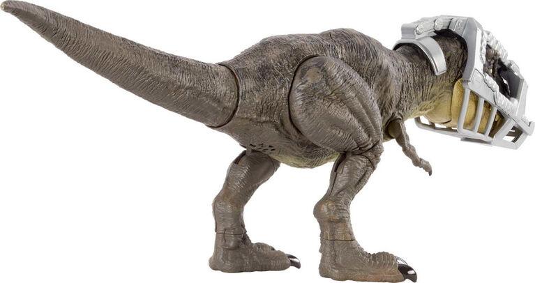 Jurassic World - Piétinement et Évasion - Tyrannosaure Rex