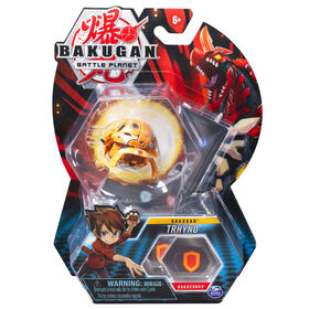 Bakugan, Tryhno, 2-inch Tall Collectible Action Figure and Trading Card