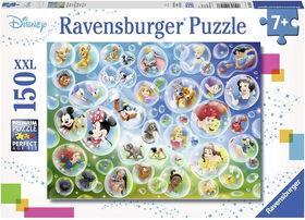 Ravensburger - Disney Bubbles Puzzle 150pc