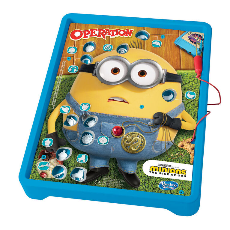 Operation Game: Minions: The Rise of Gru Edition Board Game
