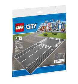 LEGO City - Staight & Crossroad (7280)