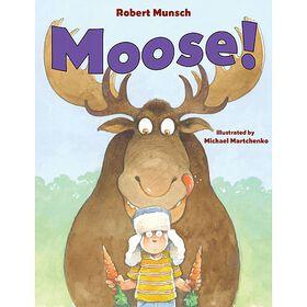 Moose! - English Edition