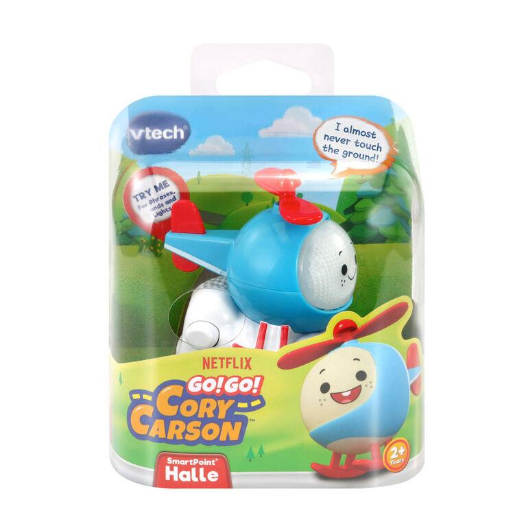 VTech Go! Go! Cory Carson SmartPoint Halle - English Edition
