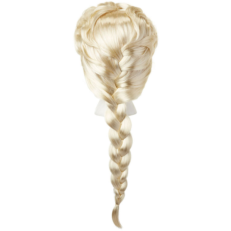 Frozen II Elsa Travel Wig