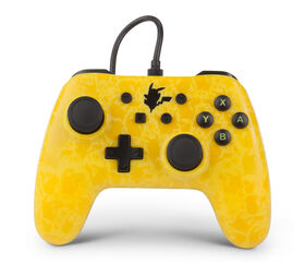 Nintendo Switch Wired Controller Pikachu