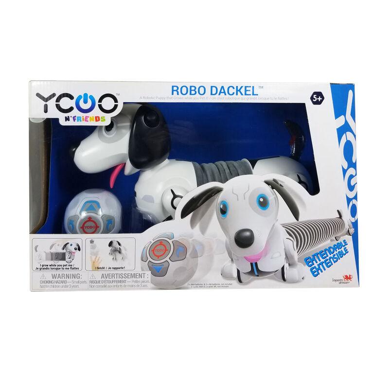 Robo Dackel (Dog)
