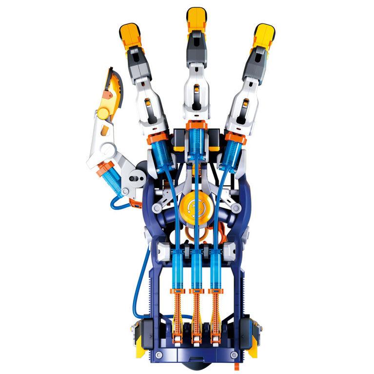Thames & Kosmos : Méga Main de Cyborg (Kit d'Expérimentation Scientifique) - Édition anglaise