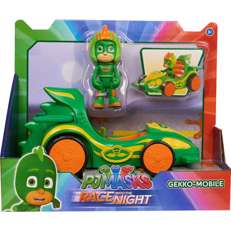 PJ Masks Race Into the Night Vehicles- Gekko