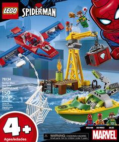 LEGO Super Heroes Spider-Man : Docteur Octopus et le vol d 76134