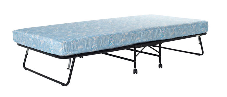 DHP - Folding Guest Bed with Mattress
