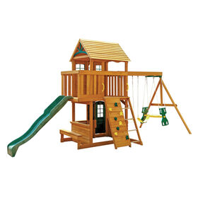 KidKraft Ashberry Wooden Swing Set