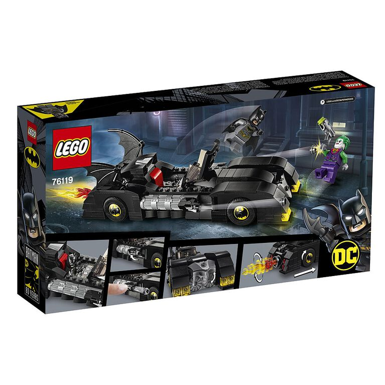 LEGO Super Heroes Batmobile: Pursuit of The Joker 76119