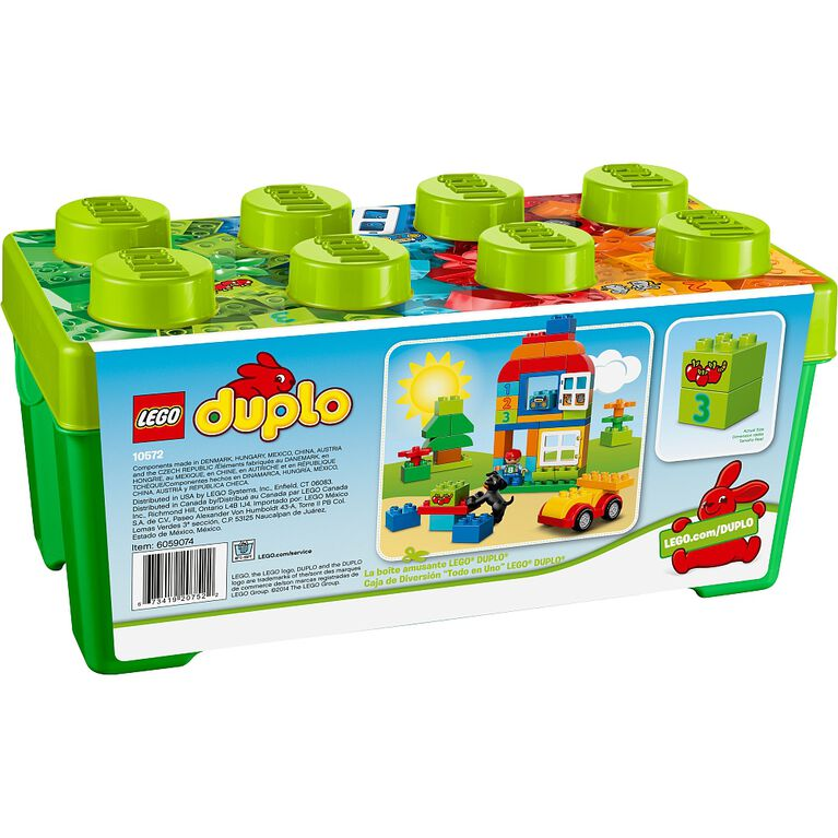 LEGO - Duplo - All-in-One-Box-of-Fun (10572)